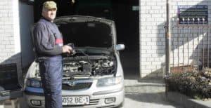 """СТО """"Верасок"""" - автоэлектрик в Бресте."""